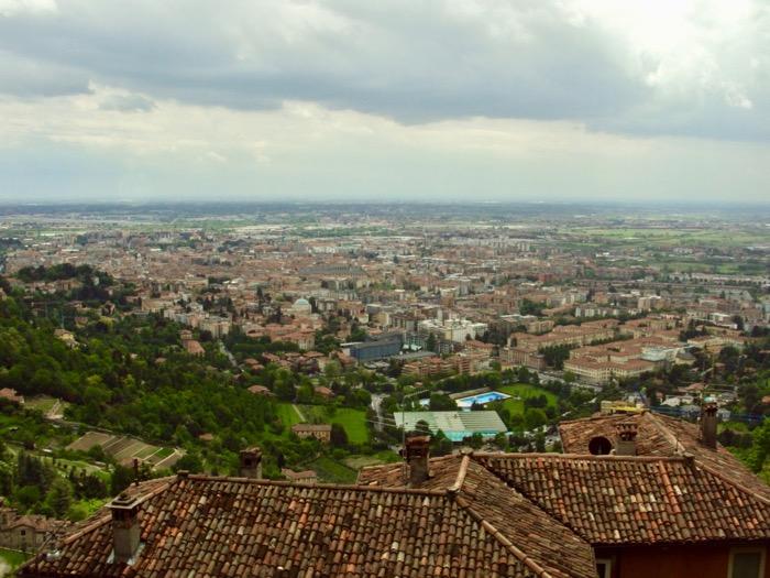 Obiective Bergamo La Citta Alta am fost acolo 11