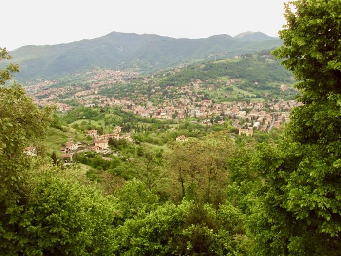 Obiective Bergamo La Citta Alta am fost acolo 9