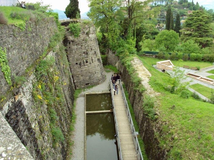 Obiective Bergamo La Citta Alta am fost acolo 8