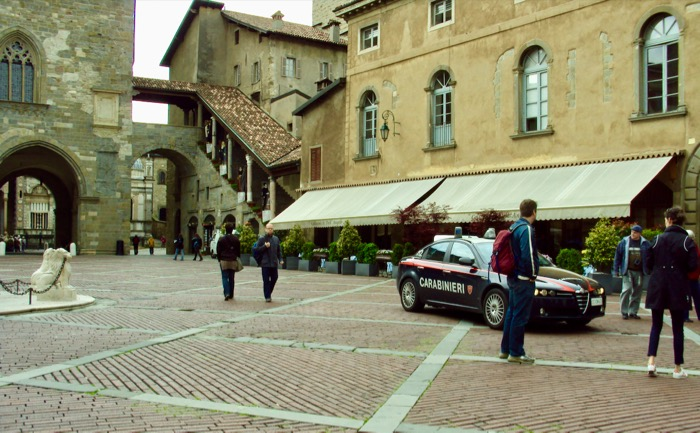 Obiective Bergamo La Citta Alta am fost acolo 20
