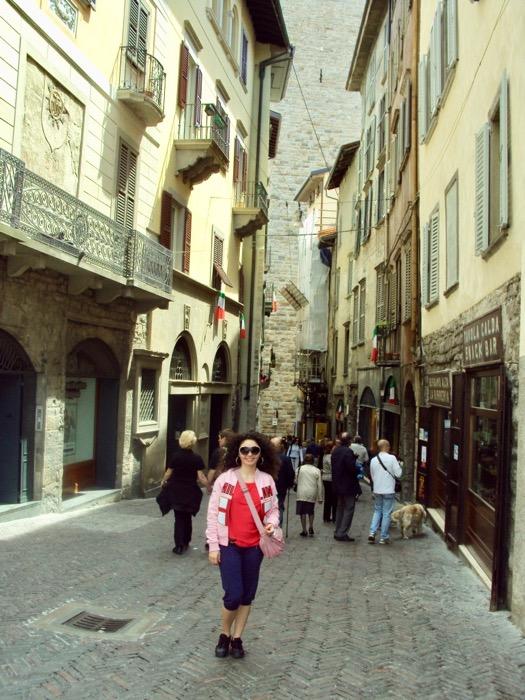 Obiective Bergamo La Citta Alta am fost acolo 3