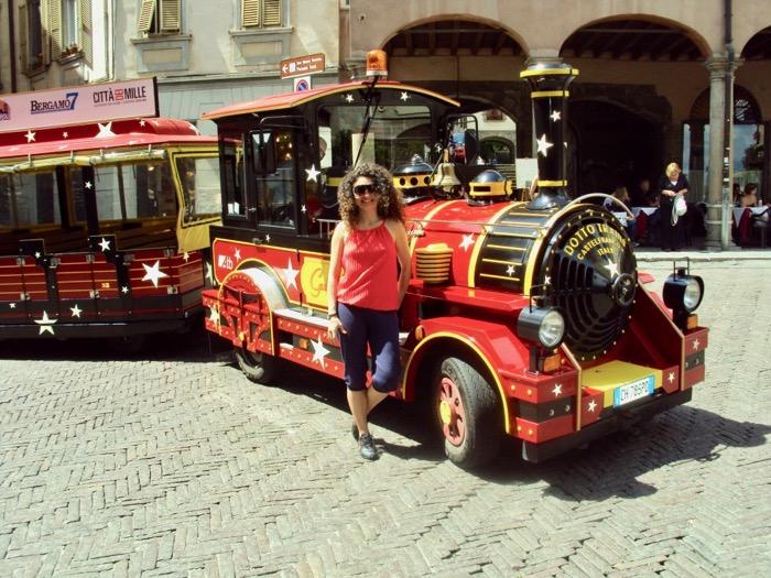 Obiective Bergamo La Citta Alta am fost acolo 1