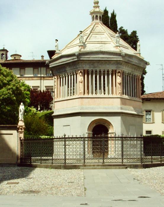 Obiective Bergamo La Citta Alta am fost acolo 18