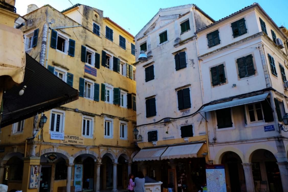 Orasul Corfu atractii TOP22