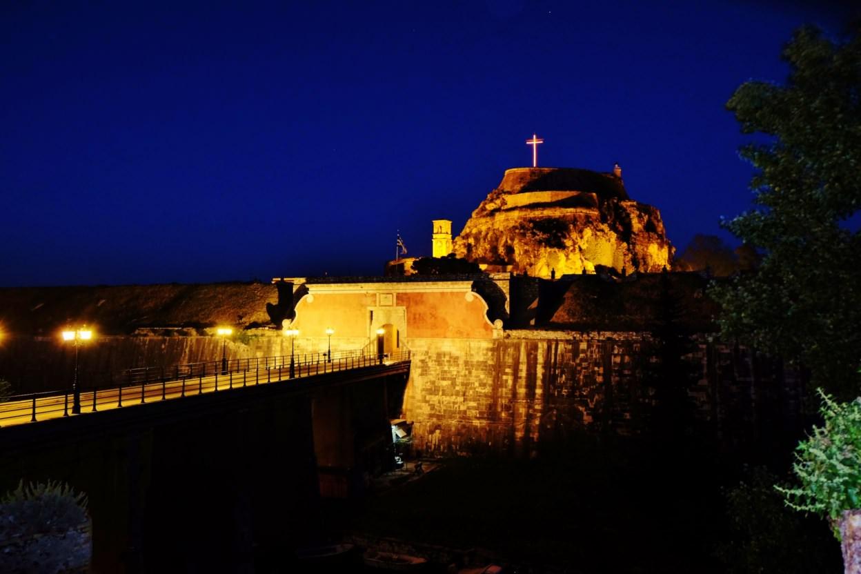Fortăreața din Corfu
