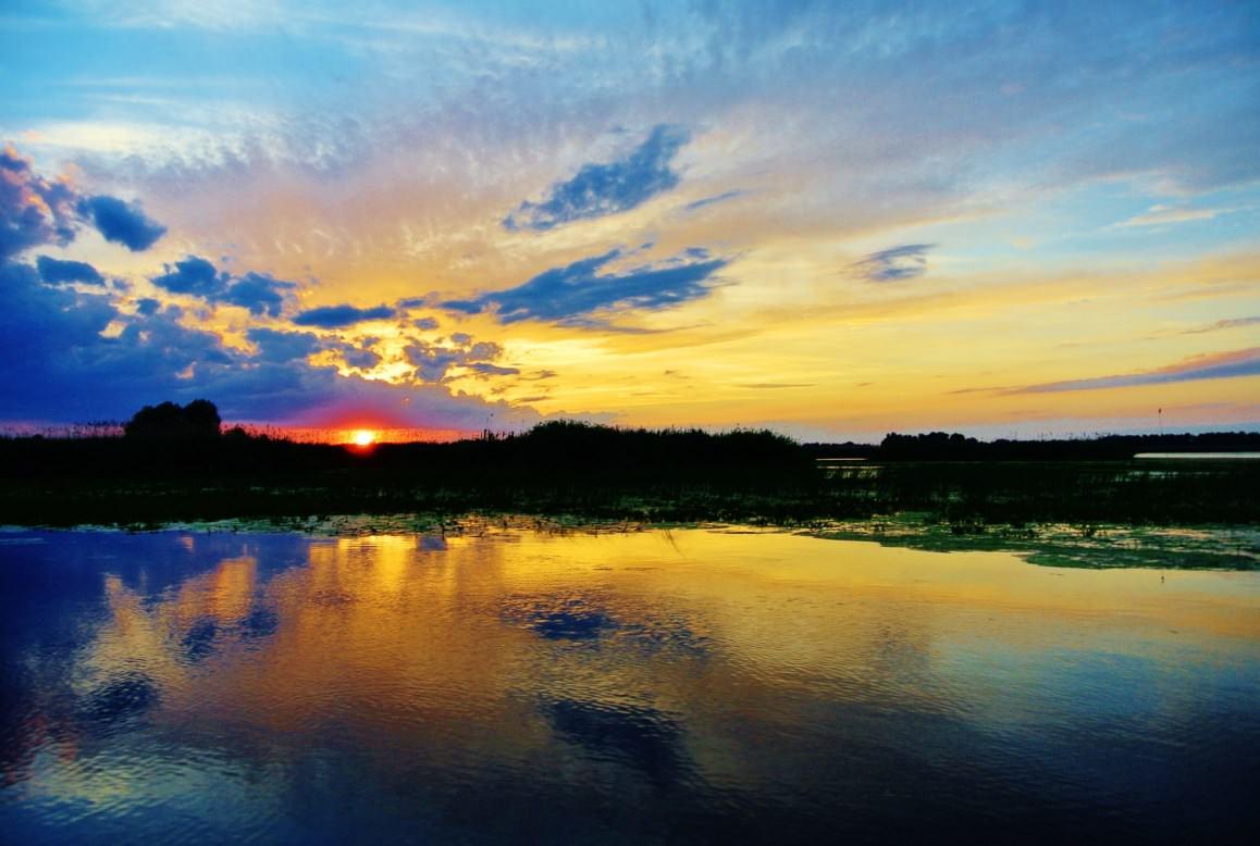 Delta Dunării: 10 motive pentru a o vizita anul acesta