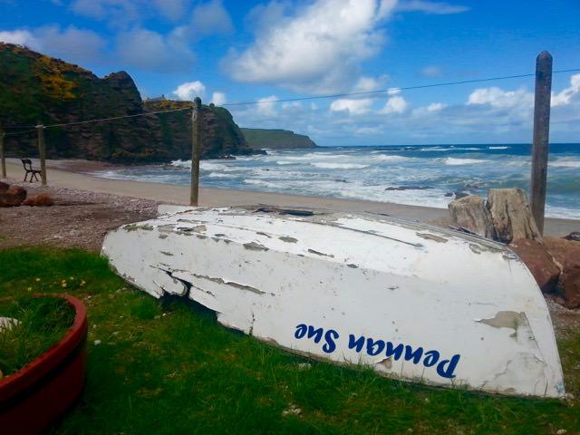 Pennan coasta Scoției sat11