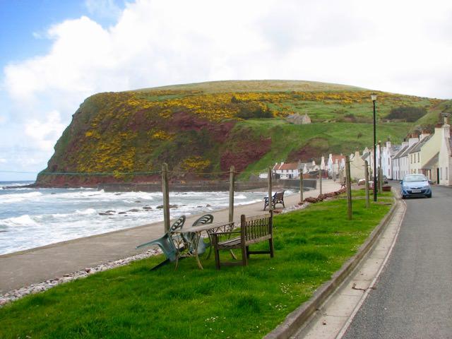 Pennan coasta Scoției sat20