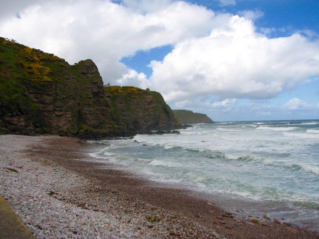 Pennan coasta Scoției sat22