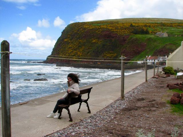 Pennan coasta Scoției sat25