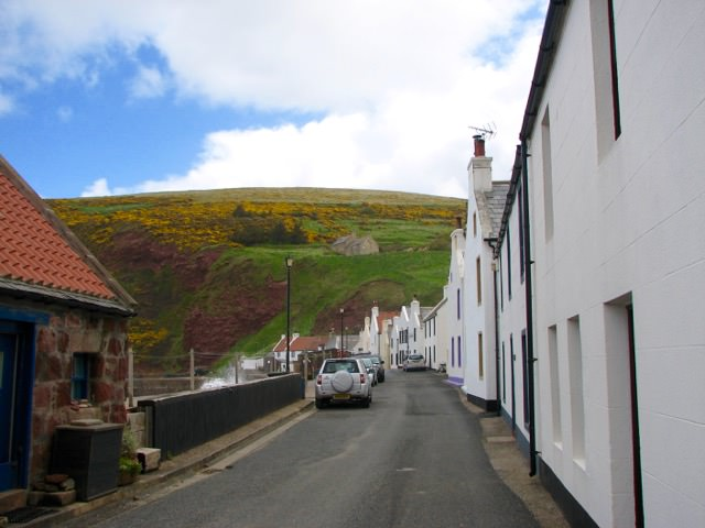 Pennan coasta Scoției sat28