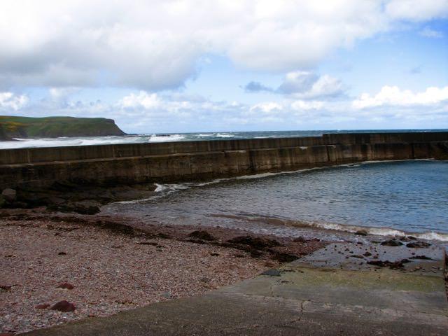 Pennan coasta Scoției sat36