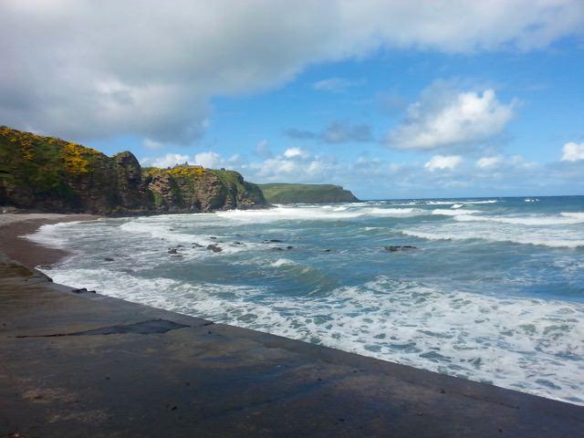 Pennan coasta Scoției sat7