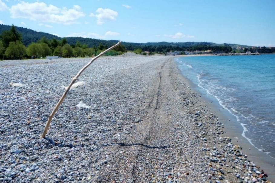 statiunea Pefki plaja insula Evia 6