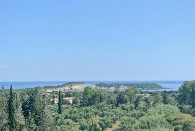 Hoteluri Vassilikos Zakynthos Belvedere Gerakas Luxury vedere