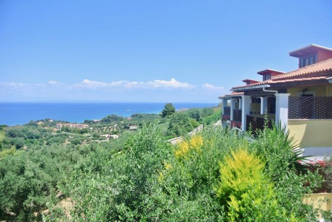 Hoteluri Vassilikos Zakynthos Sea View Village 4 stele