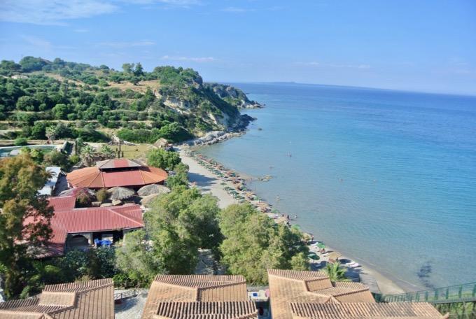 Hoteluri Vassilikos Zakynthos Zante Royal, Il Palazzo di Zante Zante Imperial 1 plaja 2