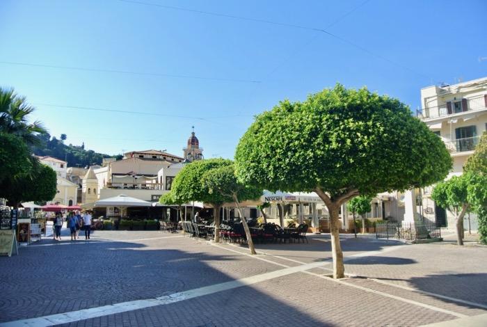 Orașul Zakynthos capitala insulei obiective 2
