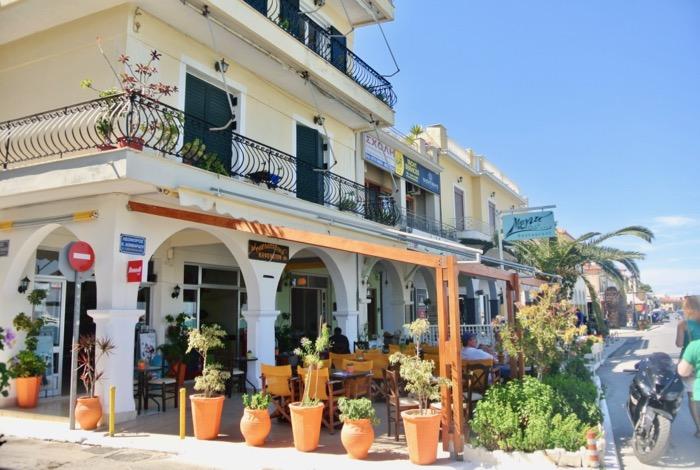 Orașul Zakynthos capitala insulei5 2