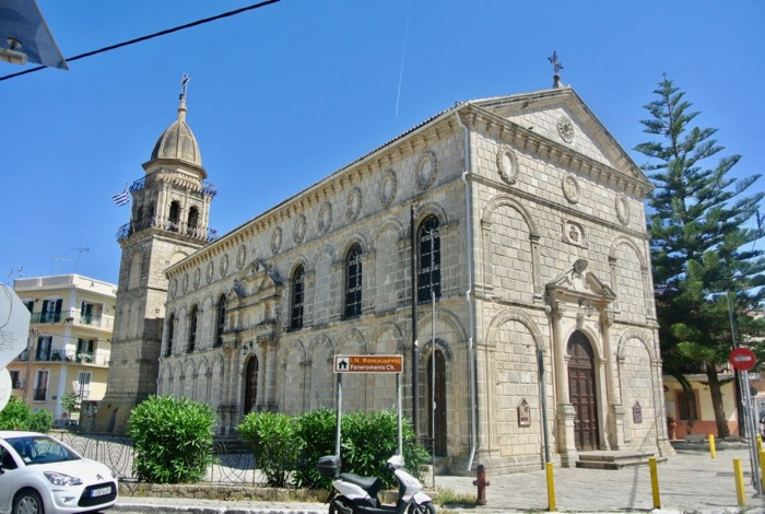 Orasul Zante capitala zakynthos 1