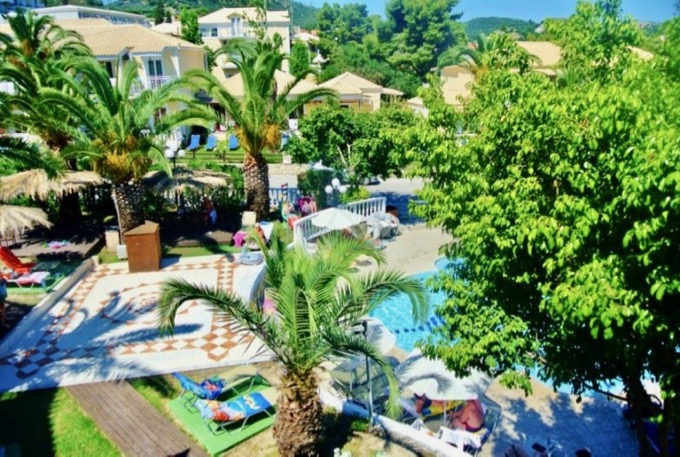 Statiunea Argassi Zakynthos Hotel Admiral