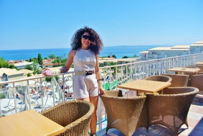 Statiunea Argassi Zakynthos plaja hotel captains