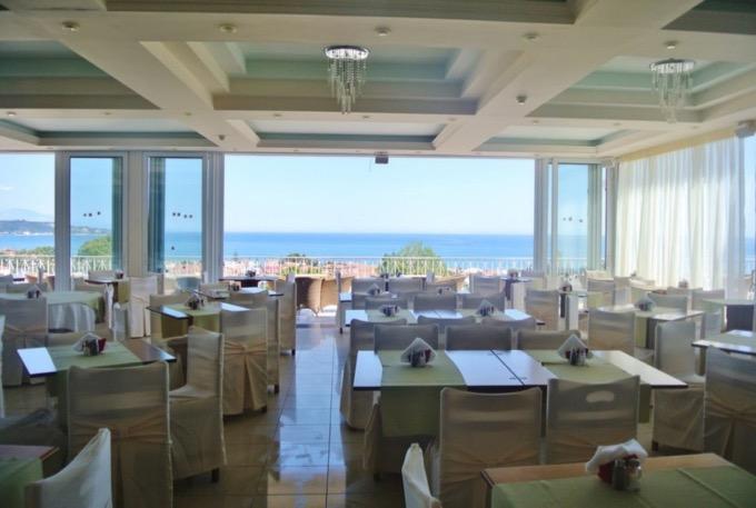 Statiunea Argassi Zakynthos plaja hotel captains 2