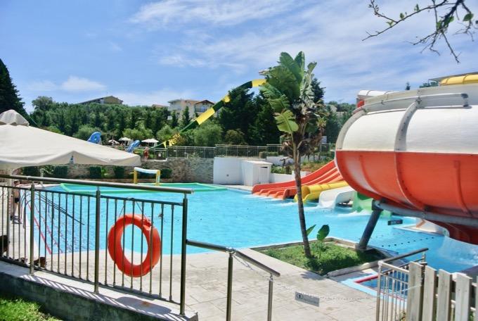 water park Tsilivi Zakynthos plaja hoteluri Hotel Aqua Bay 8
