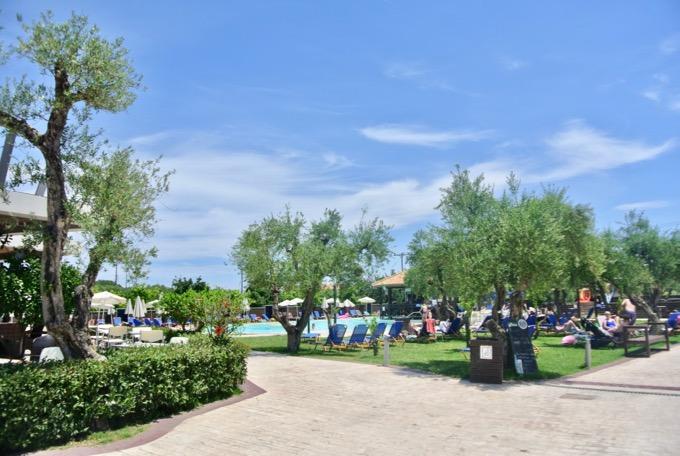 Tsilivi Zakynthos plaja hoteluri Hotel Aqua Bay water park 5