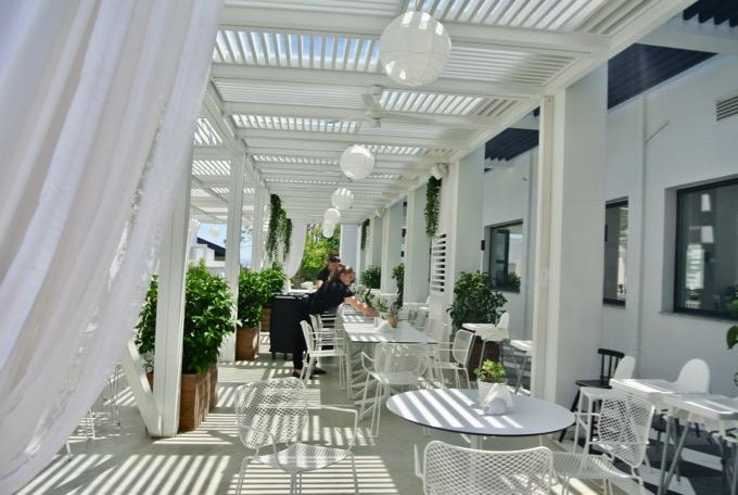 Tsilivi Zakynthos plaja hoteluri Hotel Aqua Bay 1