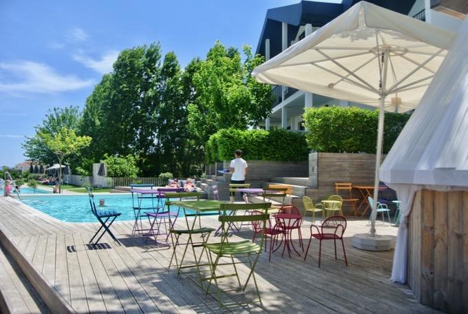 Tsilivi Zakynthos plaja hoteluri Hotel Aqua Bay 3