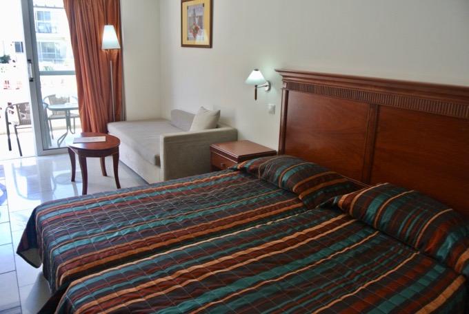 Tsilivi Zakynthos plaja hoteluri Hotel Zante Maris camera