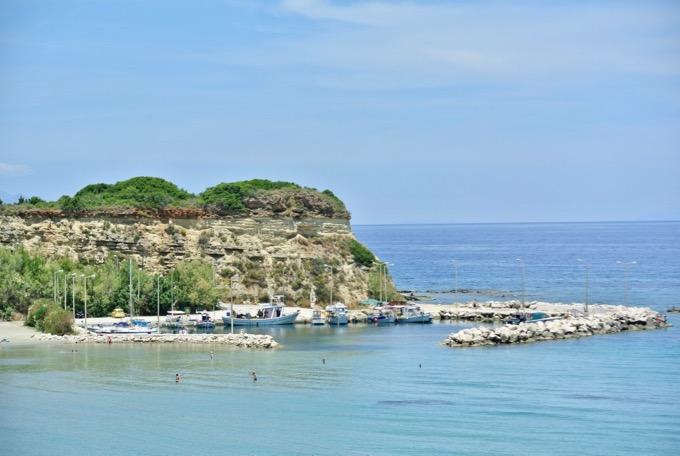 Tsilivi Zakynthos plaja nisip 5