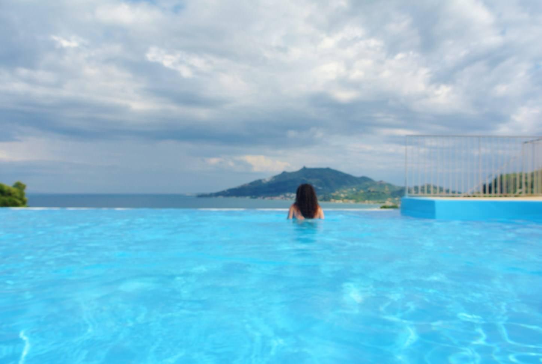 Hotel Aquis Avalon piscina Zakynthos6