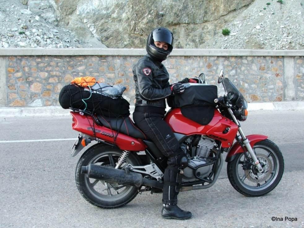 inceputuri, prima motocicleta