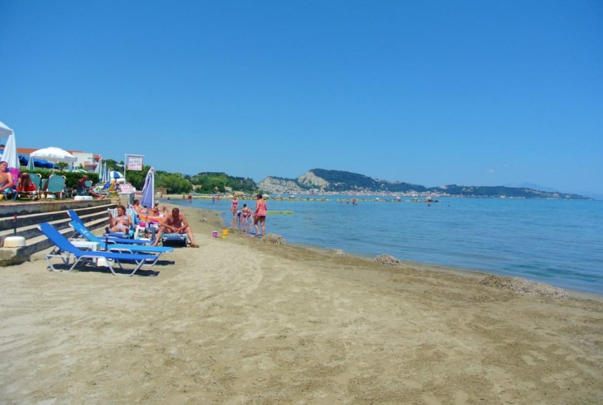 Plaja Argassi Zakynthos a 2