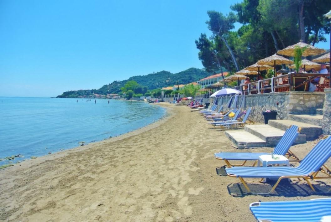 Plaja Argassi Zakynthos a