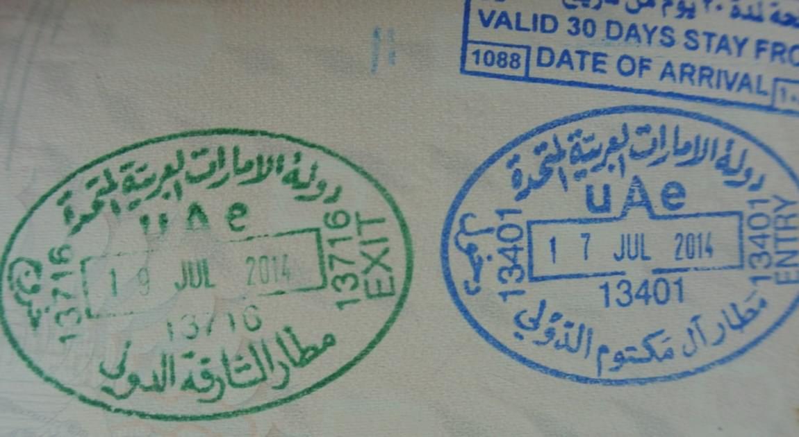 viza Dubai