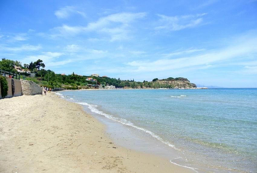 Plaje Insula Zakynthos Tsilivi