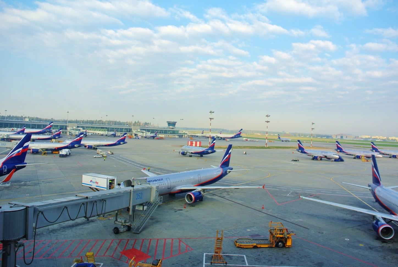 Zbor Aeroflot escala Moscova 10
