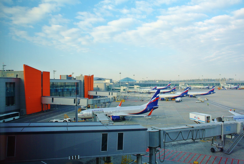 Zbor Aeroflot escala Moscova 9