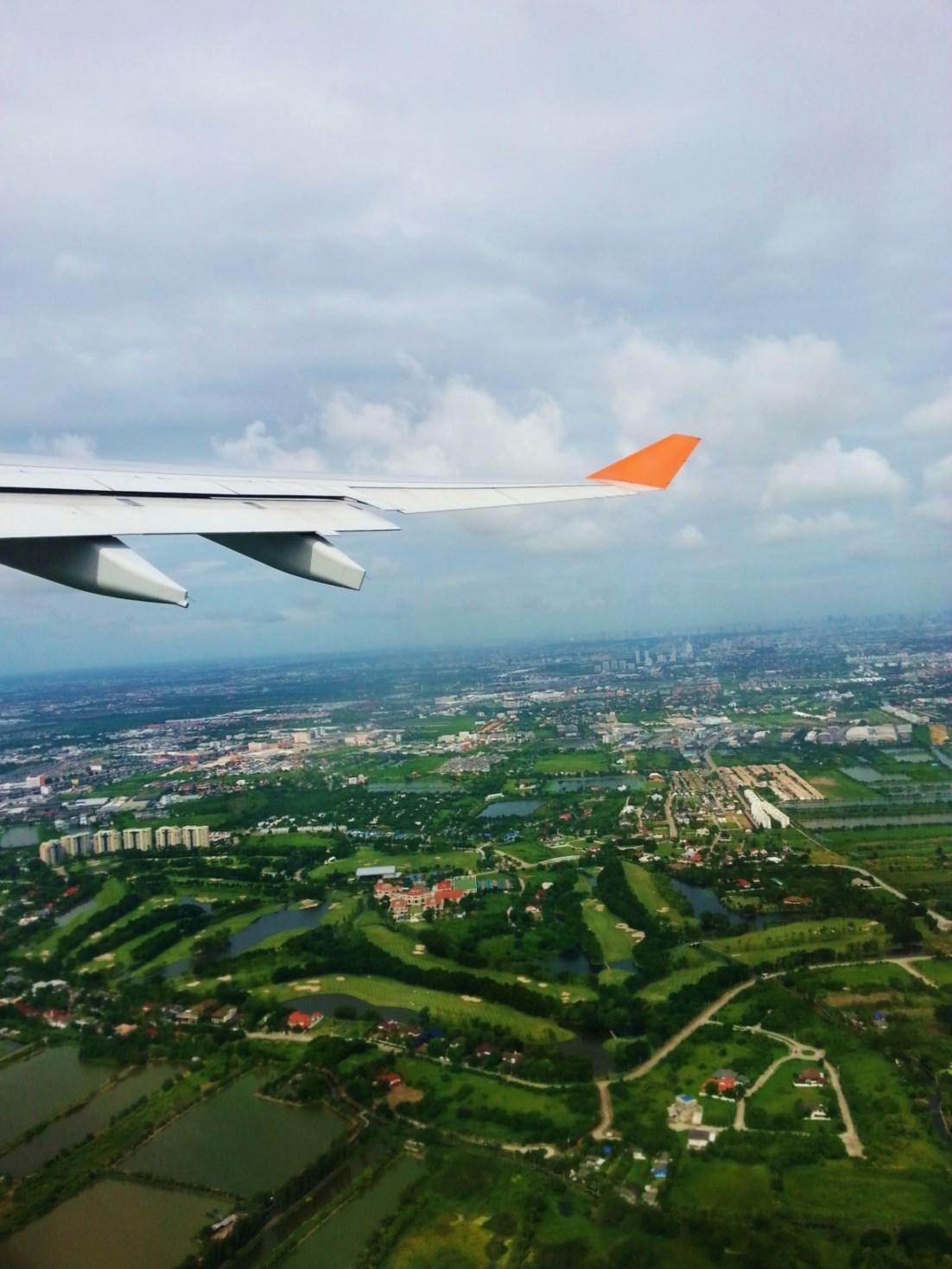 Zbor Aeroflot escala Moscova 1