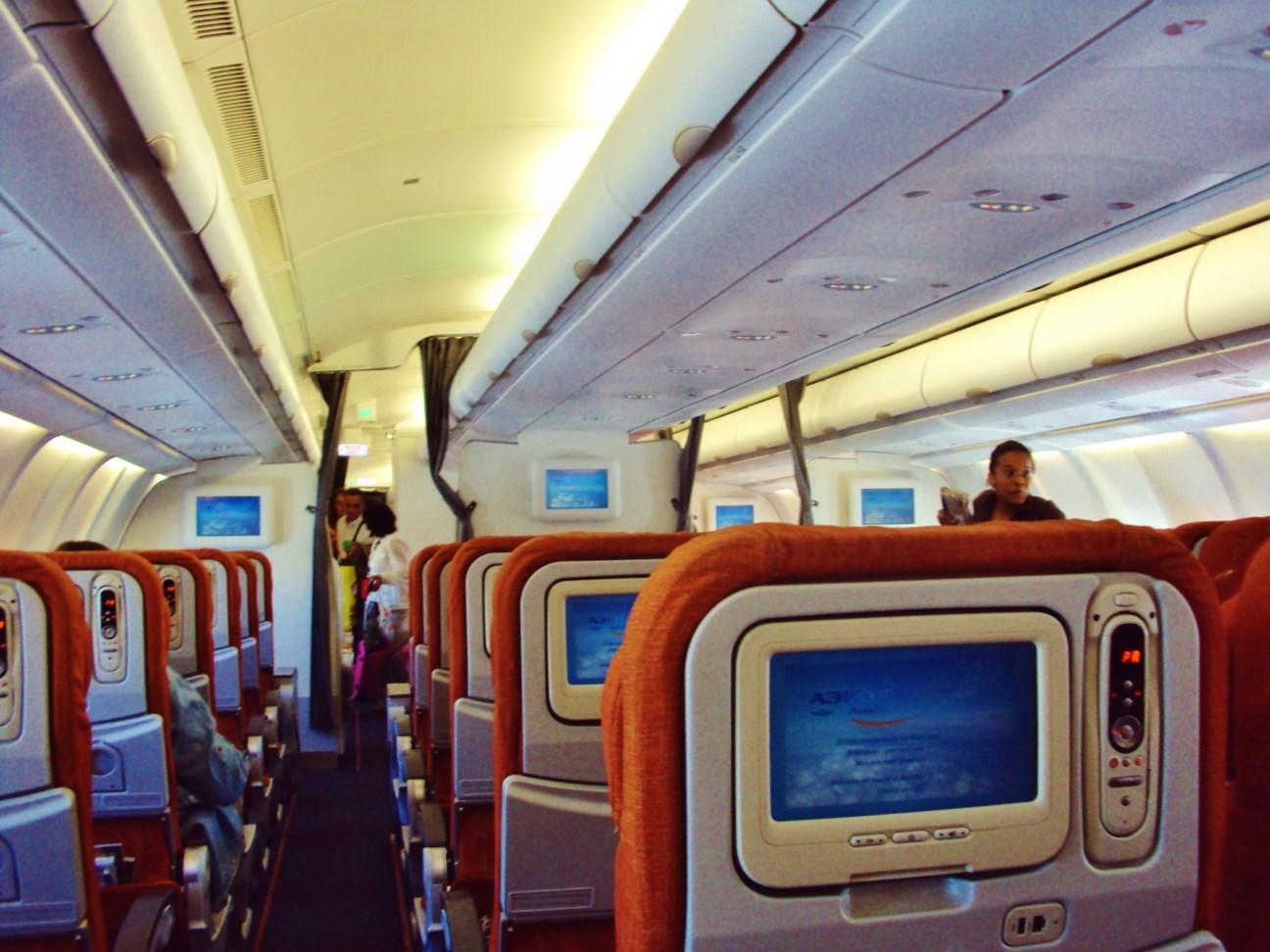 zbor aeroflot cuba havana 2