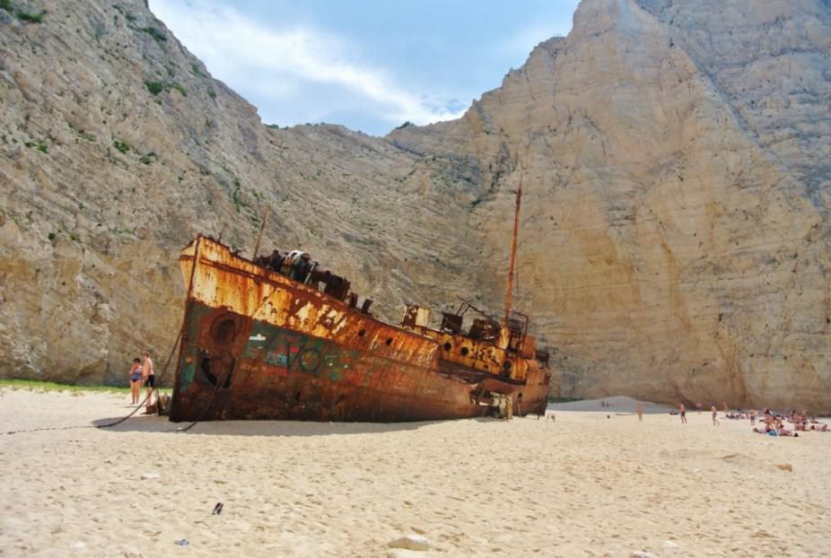 Plaja epavei Navagio Zakynthos33