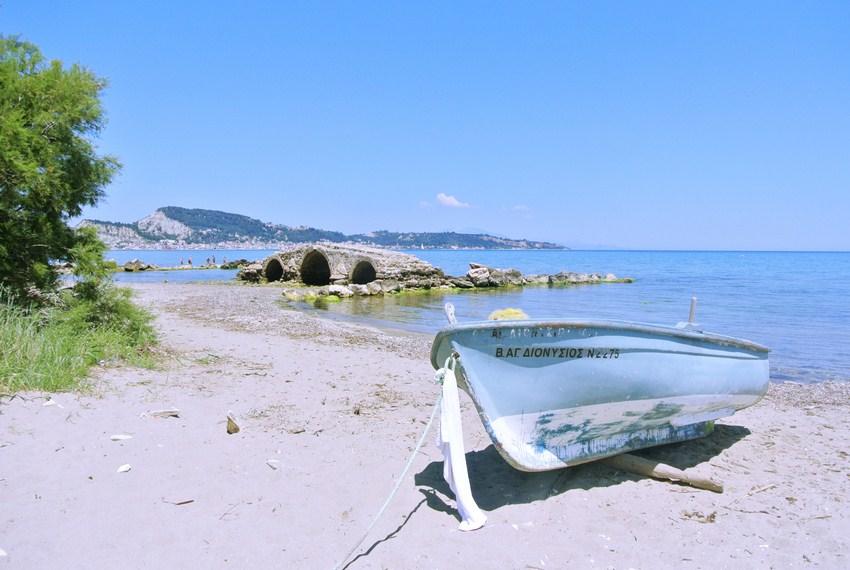 plaje din insula Zakynthos Argassi 1