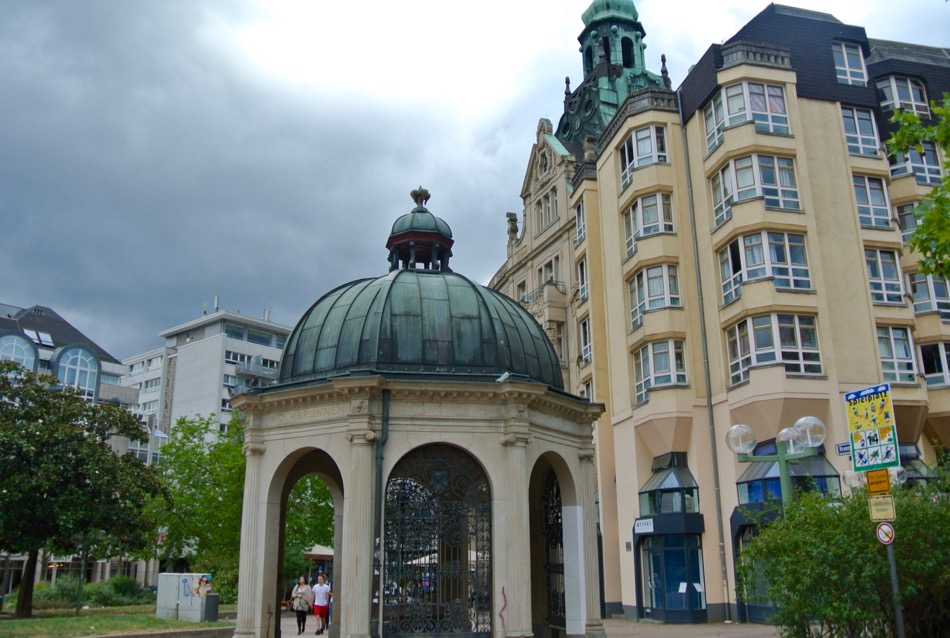 Wiesbaden: ape termale
