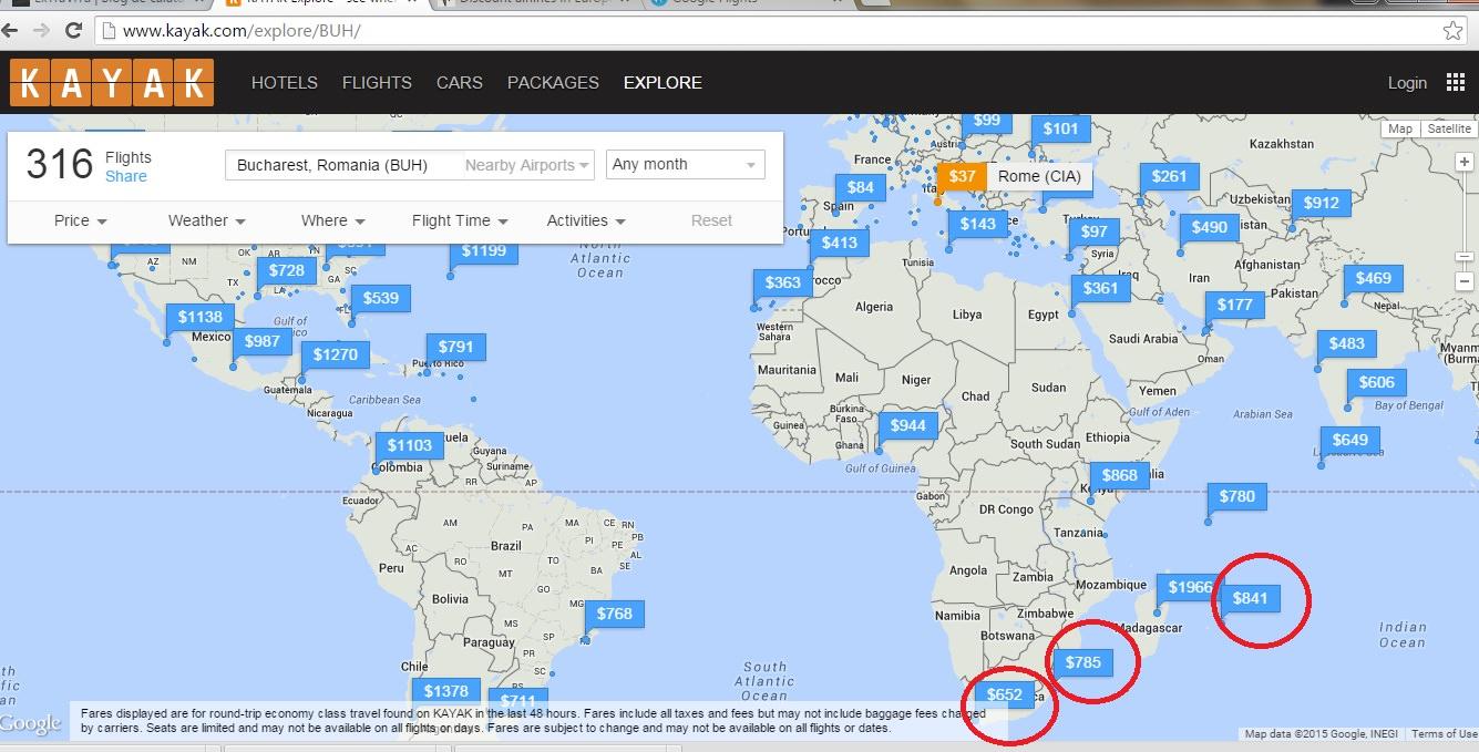 Zboruri ieftine în toată lumea: ghidul călătorului 1