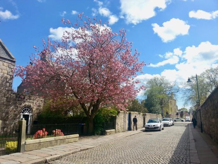 vechiul Aberdeen Scotia Universitatea din Aberdeen obiective 19