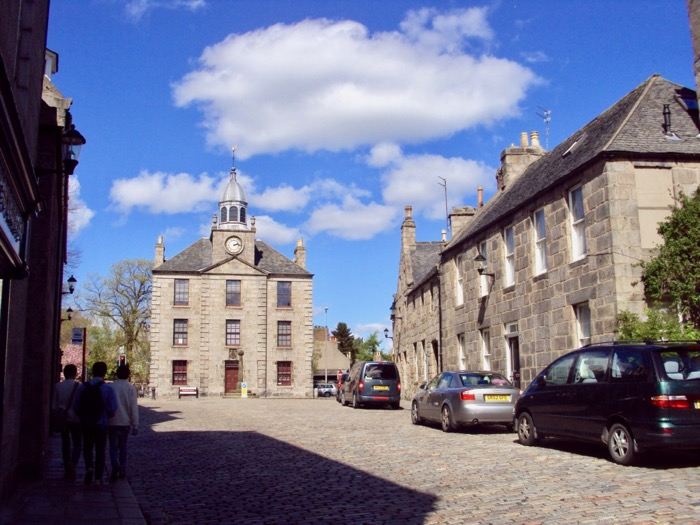 vechiul Aberdeen Scotia Universitatea din Aberdeen obiective 16