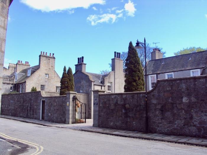 vechiul Aberdeen Scotia Universitatea din Aberdeen obiective 14
